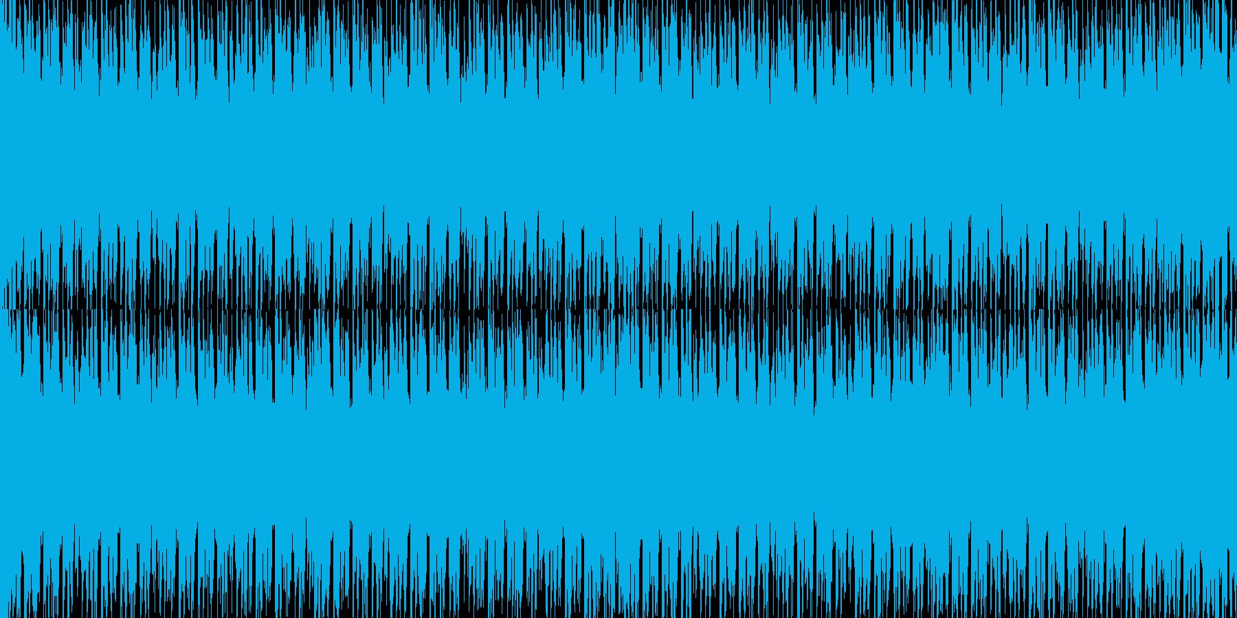 【EDMループ素材】企業・映像制作向きBの再生済みの波形