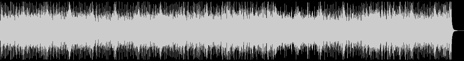 和楽器・和風・サムライロック:三味線ぬきの未再生の波形