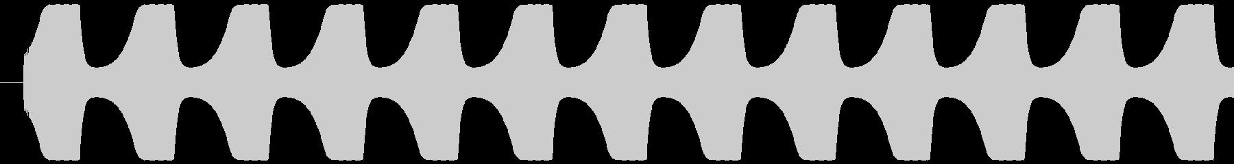 ゲームテキスト効果音A-7(高め 普通)の未再生の波形