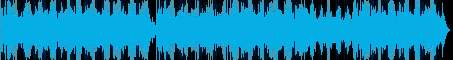 明るくポップなフォークサウンドの再生済みの波形