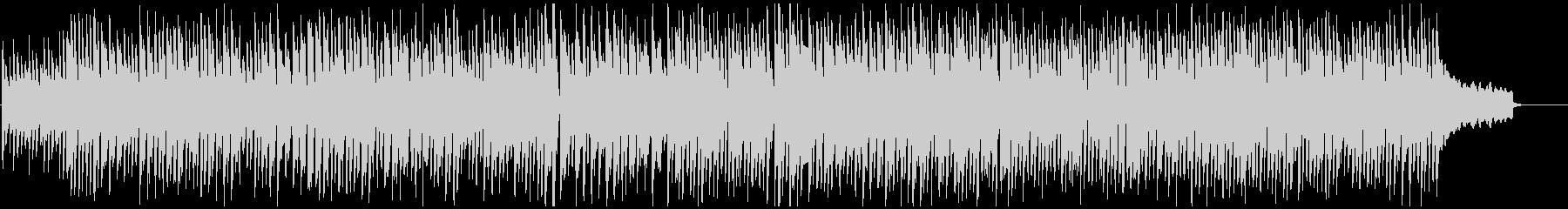 わくわく元気なリコーダー曲、カートゥーンの未再生の波形
