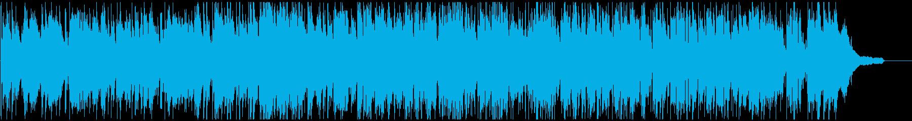 おめでとうクリスマス/ジャズ ※鐘なし版の再生済みの波形