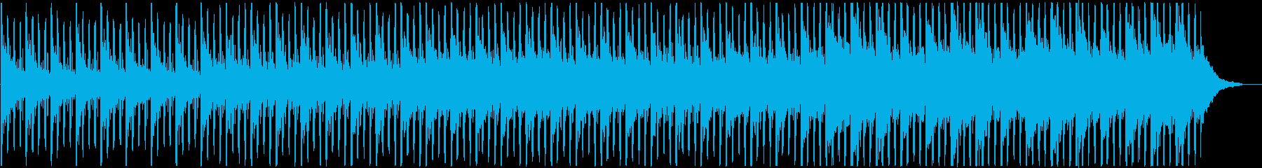 企業VPに!近未来・透明・爽やかギターMの再生済みの波形
