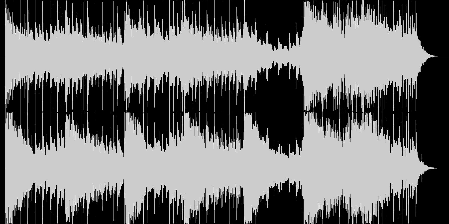 適度に明るい、軽いロック/ギターロ...の未再生の波形
