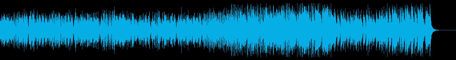 あやしげなジプシー・ジャズの再生済みの波形