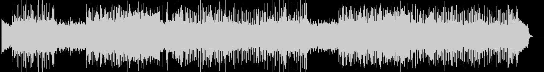 ダーク、ヘヴィメタル系の曲 BGM260の未再生の波形