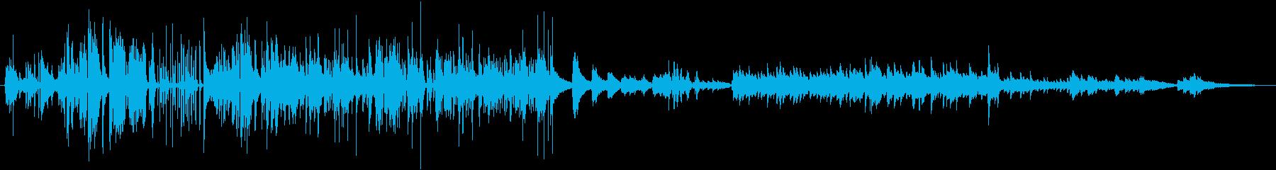 世界 スパニッシュギター Voic...の再生済みの波形