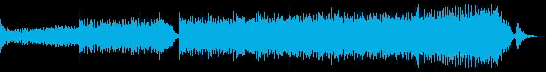 エレクトロ 交響曲 テクノロジー ...の再生済みの波形