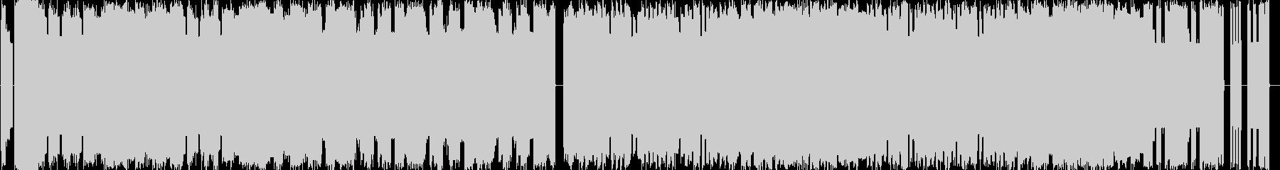 ファミコン系ループピコピコ音ボスバトル曲の未再生の波形