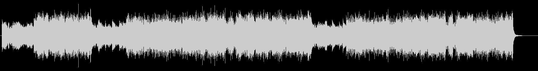 HEAVYROCK・DARK 283の未再生の波形