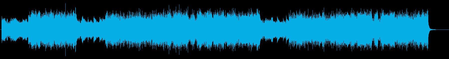 HEAVYROCK・DARK 283の再生済みの波形