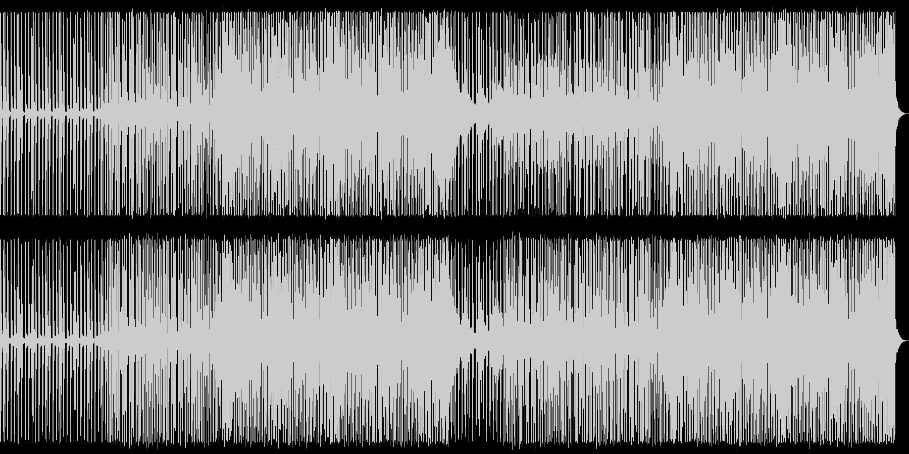 涼しげなディープハウス_No615_1の未再生の波形