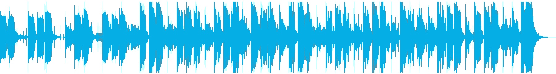 ポップ テクノ コーポレート ディ...の再生済みの波形