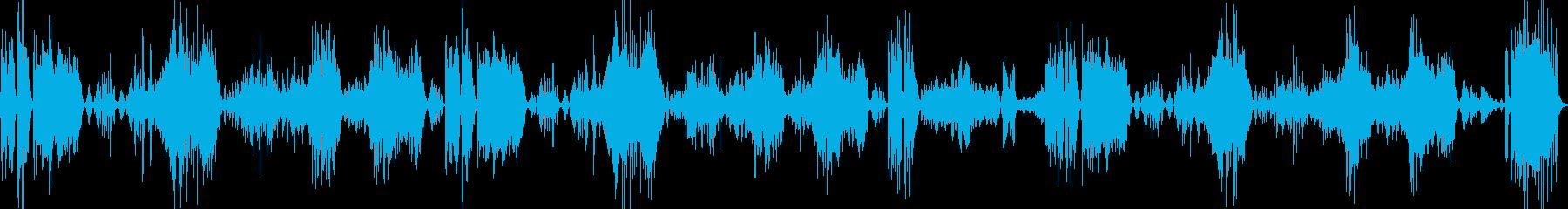 クラシック 楽しげ ハイテク 気分...の再生済みの波形