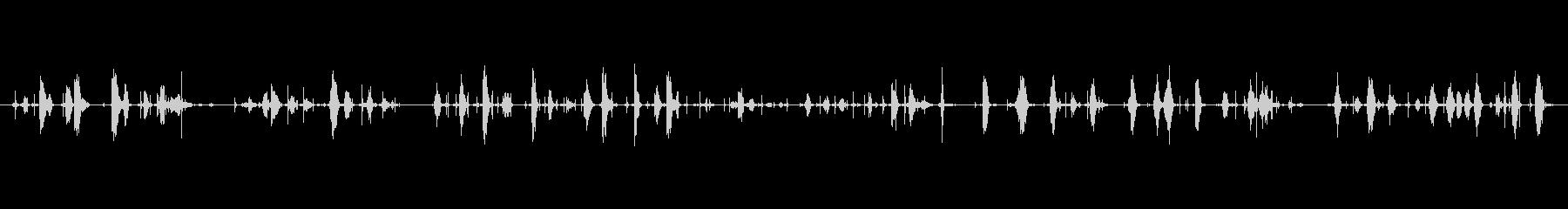 【鉛筆01-02(書く)】の未再生の波形