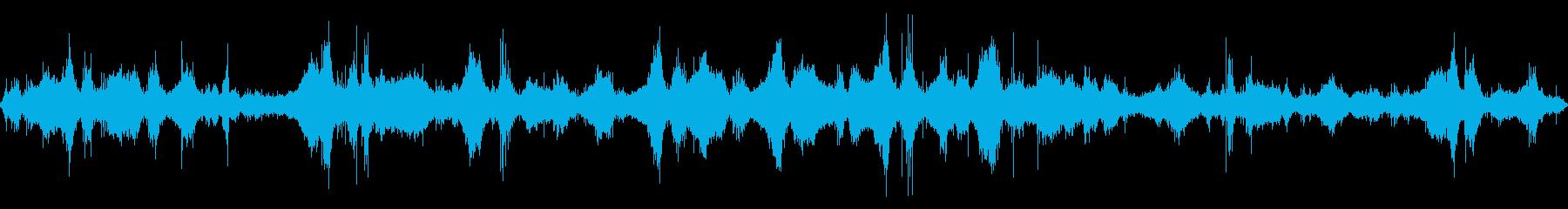 大浜海岸の波の音 7 【徳島】の再生済みの波形