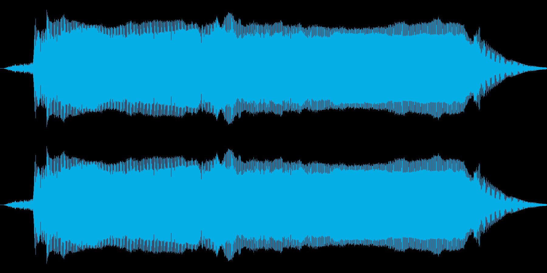 こぶし04(F#)の再生済みの波形