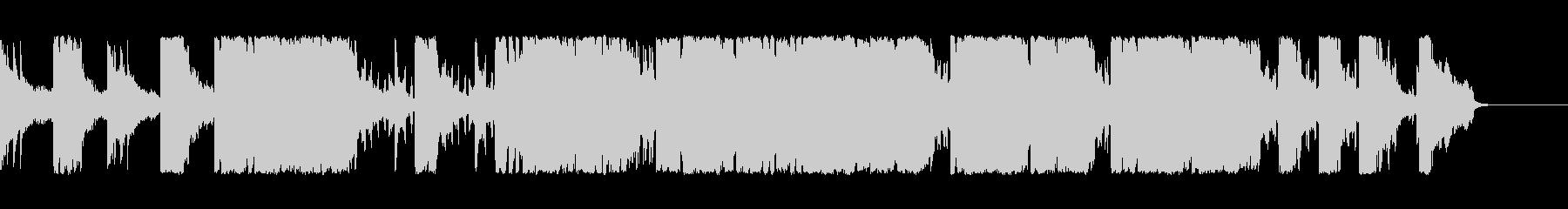 実験的な ドラマチック 暗い ホラ...の未再生の波形