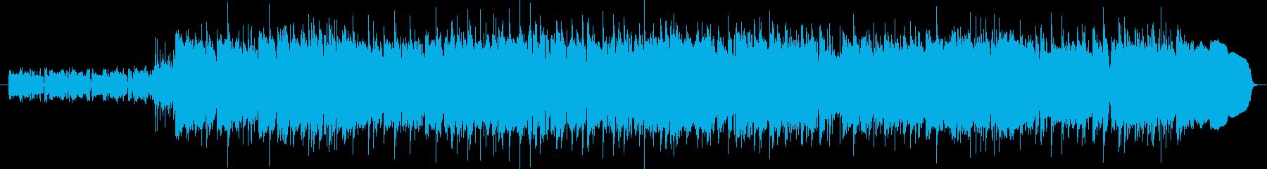 パンク メタル インディーズ ロッ...の再生済みの波形