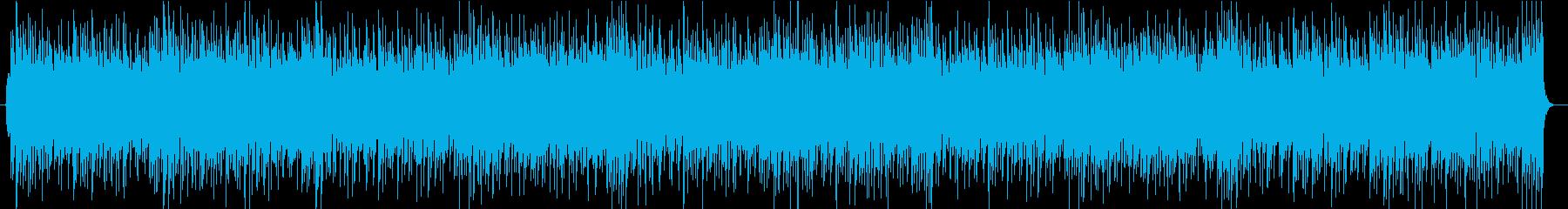 使いやすい!ポップな和風BGMの再生済みの波形