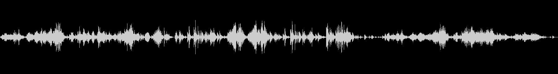 クロード・ドビュッシー。印象派の音...の未再生の波形