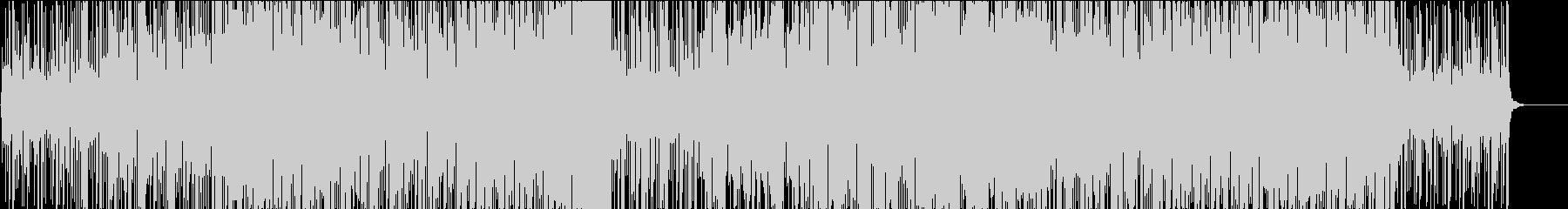 サルサ・ティンバ/キューバ系ラテン音楽の未再生の波形