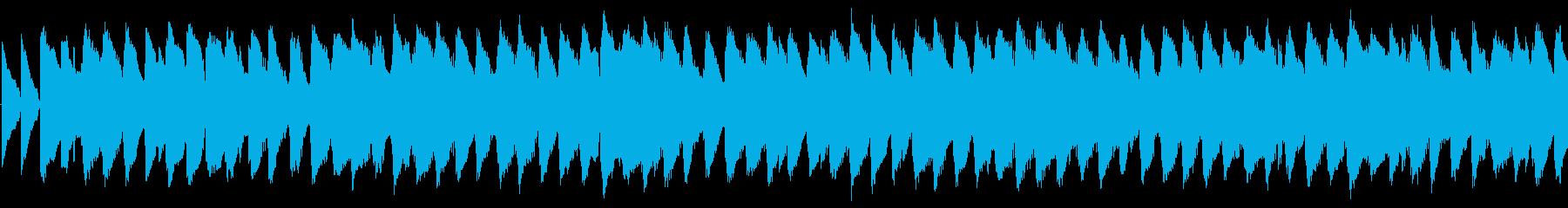 マンドリンとアコースティックギター...の再生済みの波形