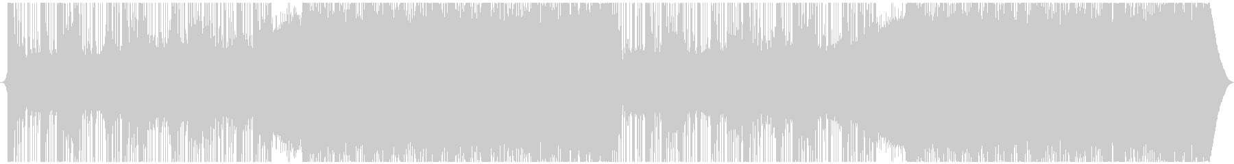 【ロングver】重厚ストリングス メタルの未再生の波形