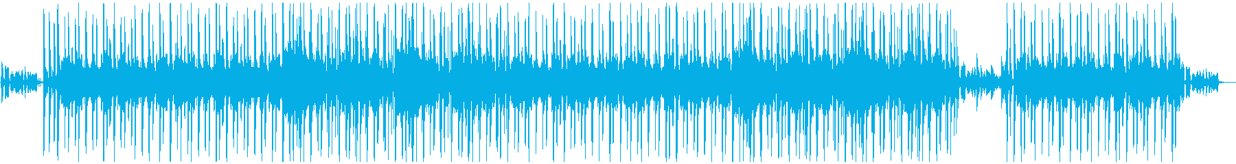 切なく哀愁のあるジプシージャズの再生済みの波形