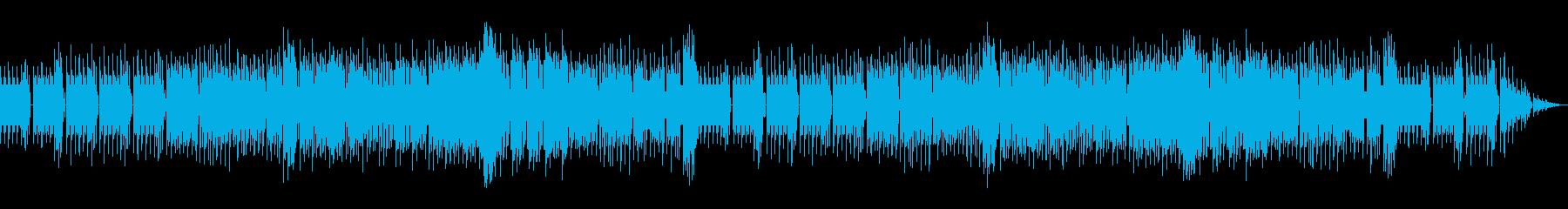 アクションバトルテージ曲!(昔のゲーム音の再生済みの波形