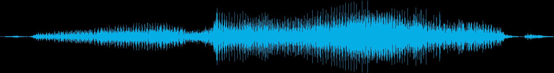 アンパイアコーリングストライクトゥ...の再生済みの波形