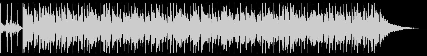メロウなディスコ。2の未再生の波形
