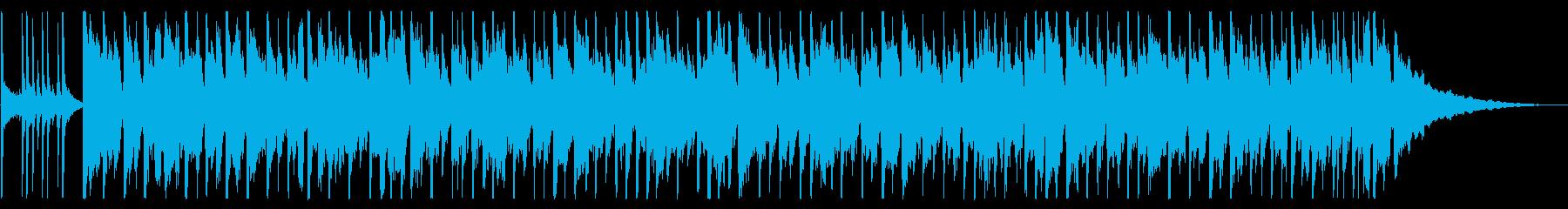 メロウなディスコ。2の再生済みの波形