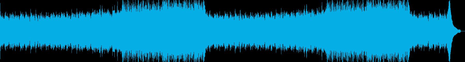 企業VPや映像59、オーケストラ、壮大aの再生済みの波形