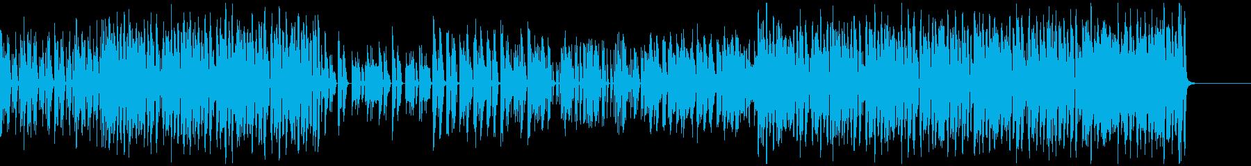 源さんっぽいHappyなEDM【逃恥】の再生済みの波形