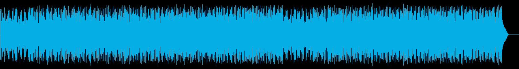 秋を感じる爽やかなポップ(フルサイズ)の再生済みの波形