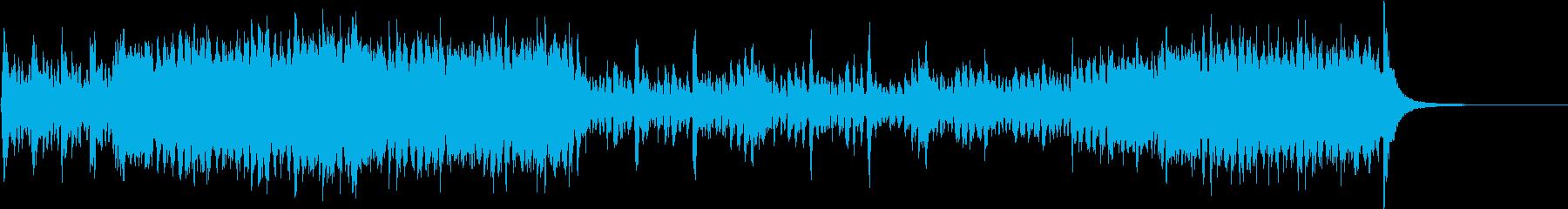ワクワクするクラシック曲 四季より  1の再生済みの波形
