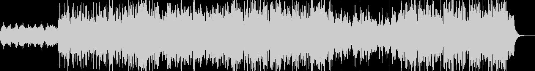 Cilled saxの未再生の波形