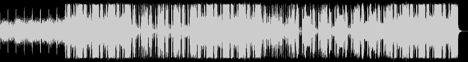 渦巻くピアノ/オーケストラ楽器。緊...の未再生の波形
