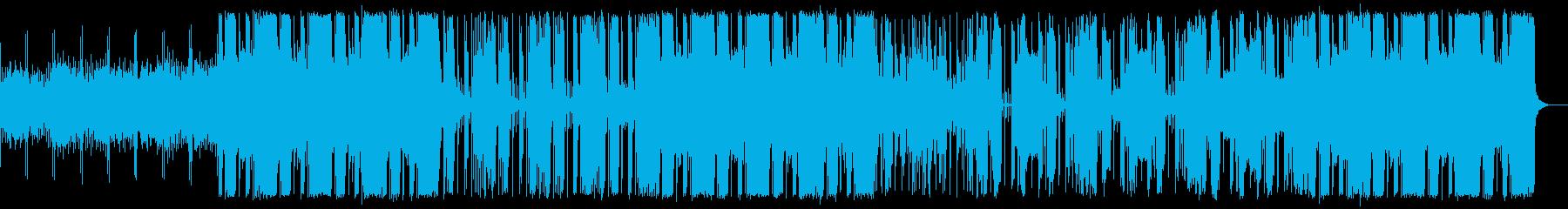渦巻くピアノ/オーケストラ楽器。緊...の再生済みの波形