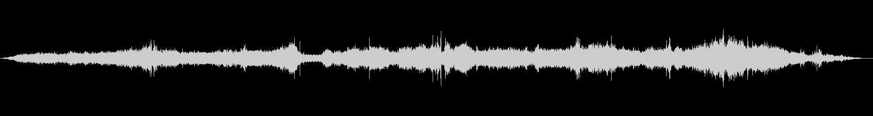 フレームドラムMtlスクレイプ1の未再生の波形