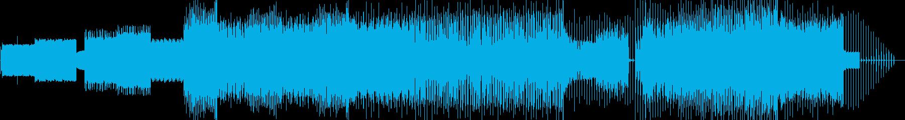 【変拍子】8bit、ファミコン、戦闘の再生済みの波形