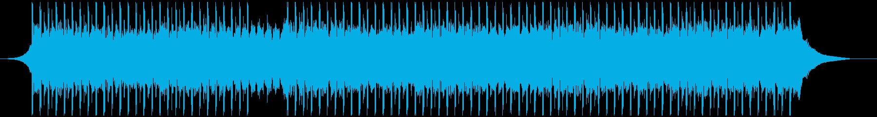 機関(ミディアム)の再生済みの波形