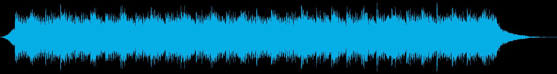 Cinematic Piano&Strings 3の再生済みの波形