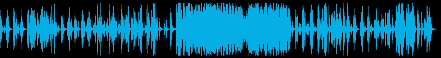 月の光/ドビュッシー ギター編曲の再生済みの波形