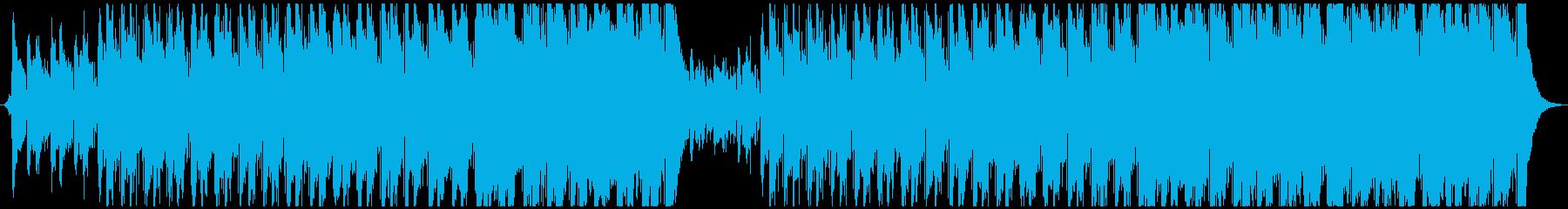幻想的で切ないEDM チルアウトの再生済みの波形