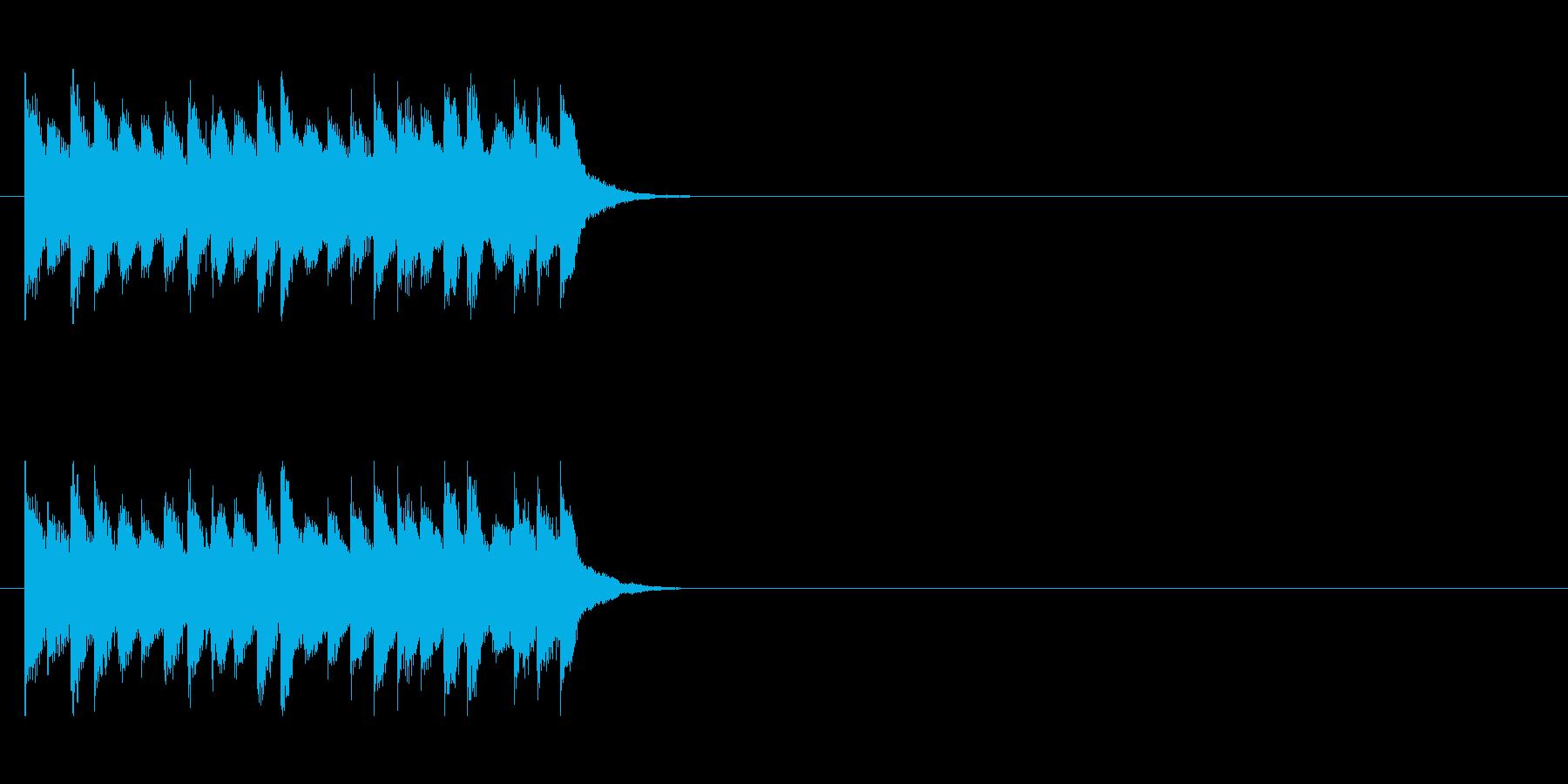 不思議 あやしい けだるい 科学 実験の再生済みの波形