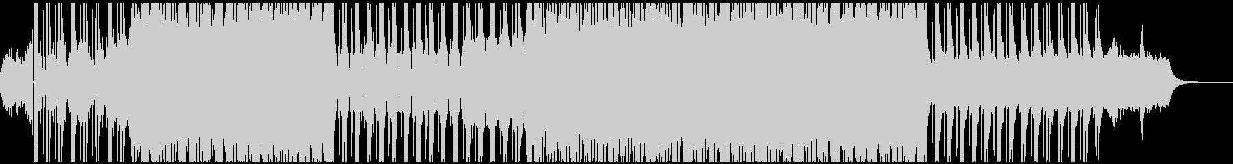 ピアノが印象的なモダンHip Hop曲の未再生の波形