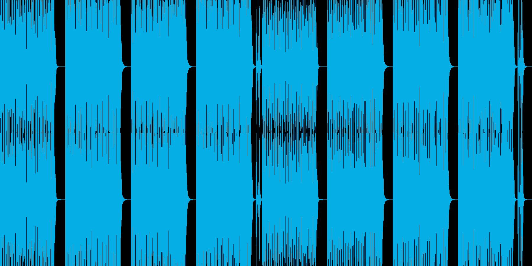 ブラッシュホーンの刺し傷、ラテン系...の再生済みの波形