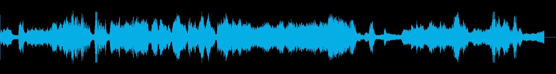 声; CB Radio Stati...の再生済みの波形